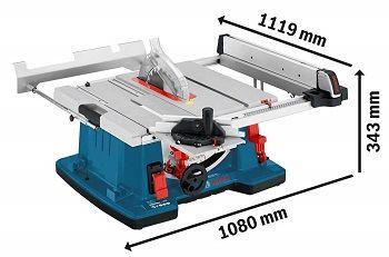 Sierra Circular de mesa Bosch Profesional