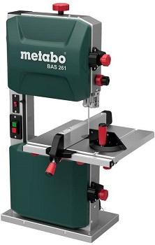 sierra de cinta metabo